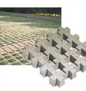 Perforated Paving block